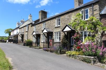 Dorstone village