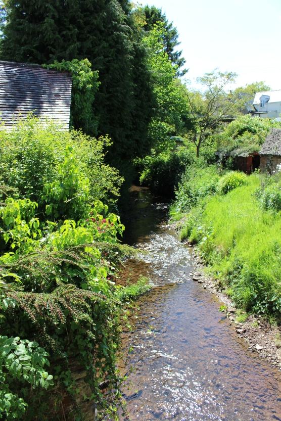 Stream through Dorstone