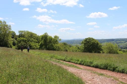 Walking near Dorstone