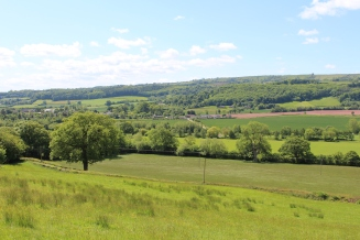 View of Dorstone